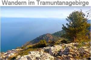 Wandern im Tramuntanagebirge